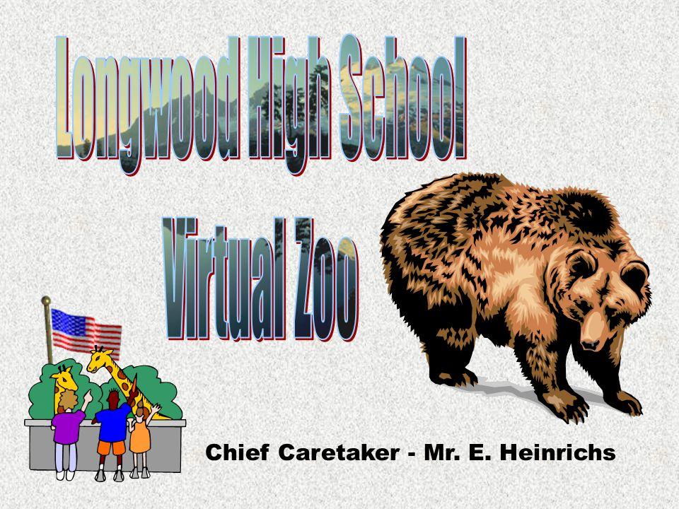 Chief Caretaker - Mr. E. Heinrichs