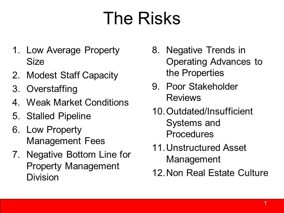 www.vivaconsult.com Risks and Opportunities in Asset Management Today September 24, 2010 Vermont Housing & Conservation Board