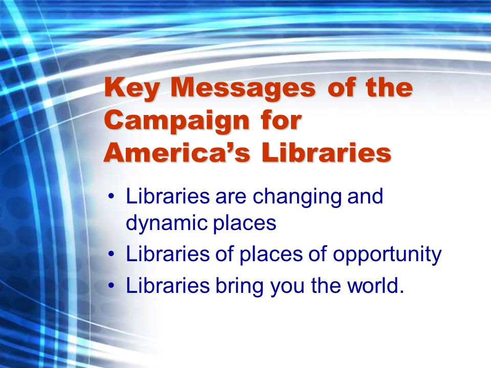 Post in your library Untangle the Web @ your library® This week @ your library® Homework help @ your library® Story hour @ your library® Ask @ your library® Explore history @ your library®