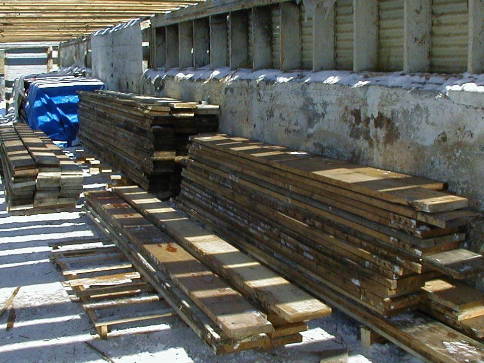 Opportunities: lumber
