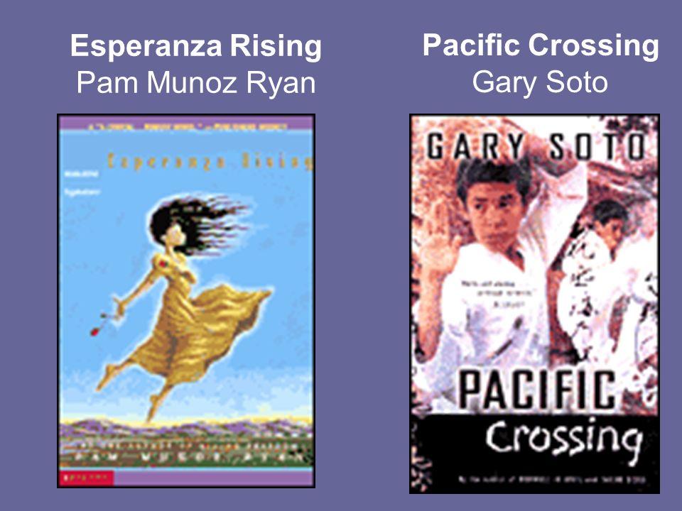 Esperanza Rising Pam Munoz Ryan Pacific Crossing Gary Soto