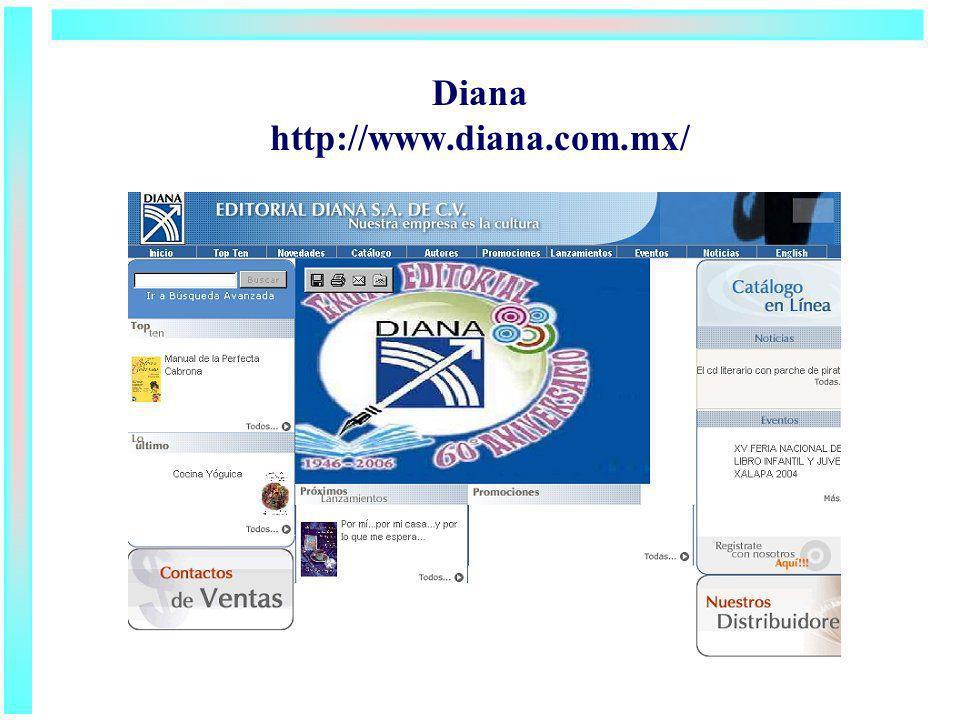 Diana http://www.diana.com.mx/