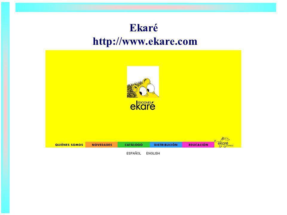 Ekaré http://www.ekare.com