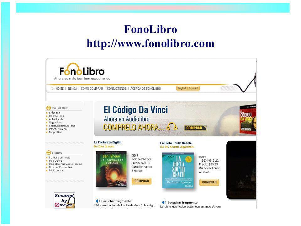 FonoLibro http://www.fonolibro.com