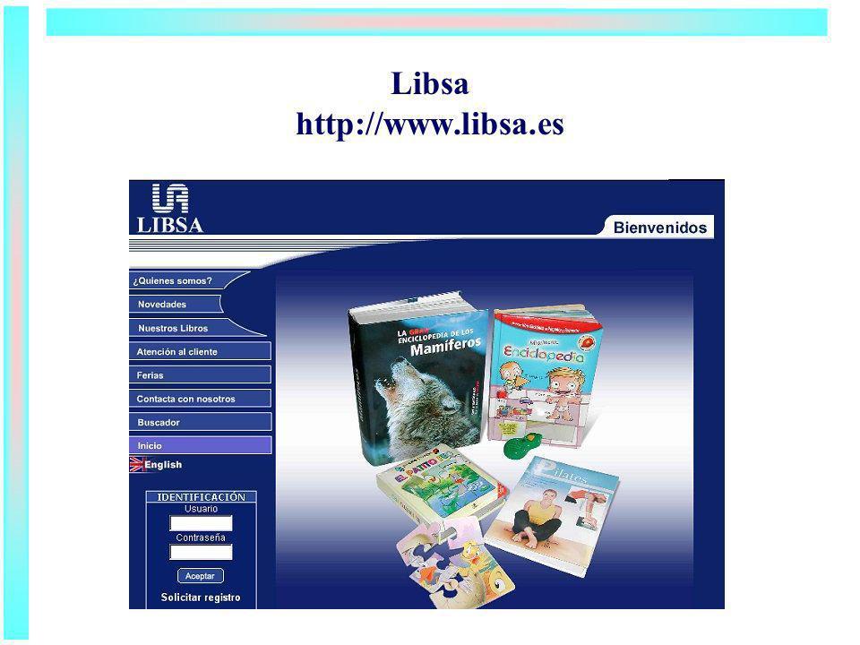Libsa http://www.libsa.es