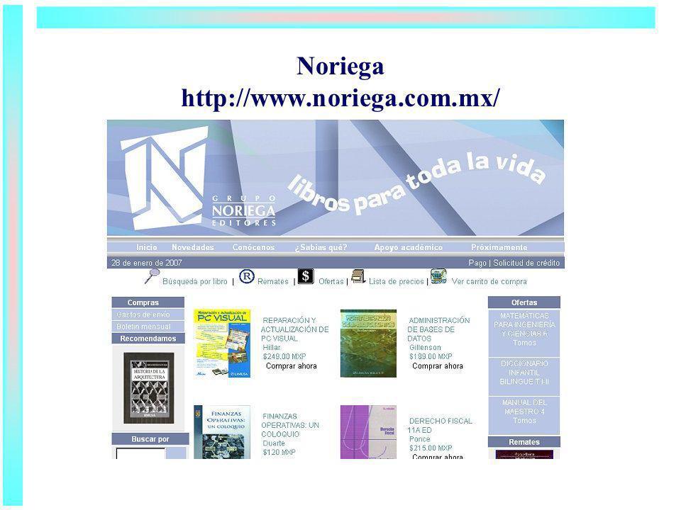 Noriega http://www.noriega.com.mx/