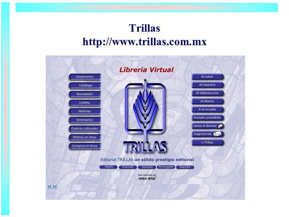 Trillas http://www.trillas.com.mx