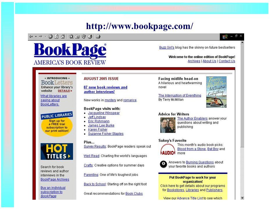 http://www.bookpage.com/