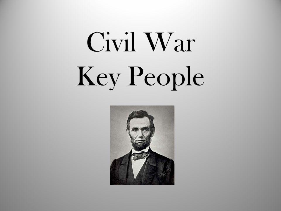 President Abraham Lincoln - 16 th President - Elected President 1860 - President during Civil War - Leader of the Union.