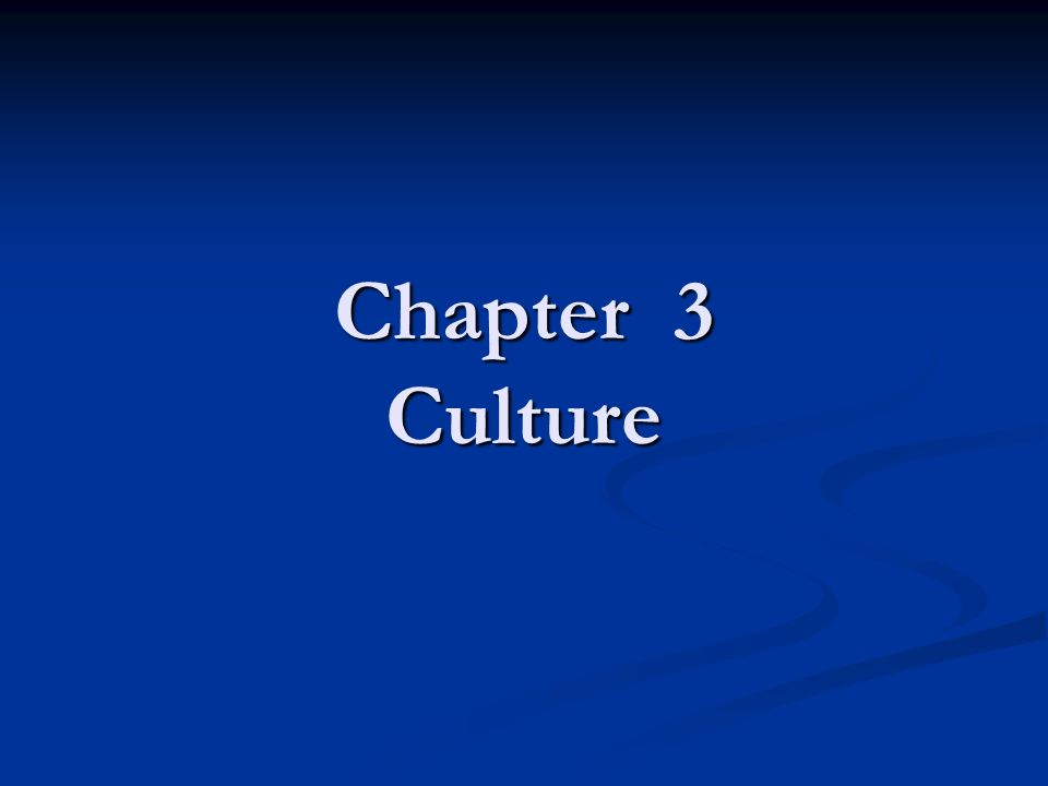 Chapter Objectives Explain how culture and heredity affect social behavior.
