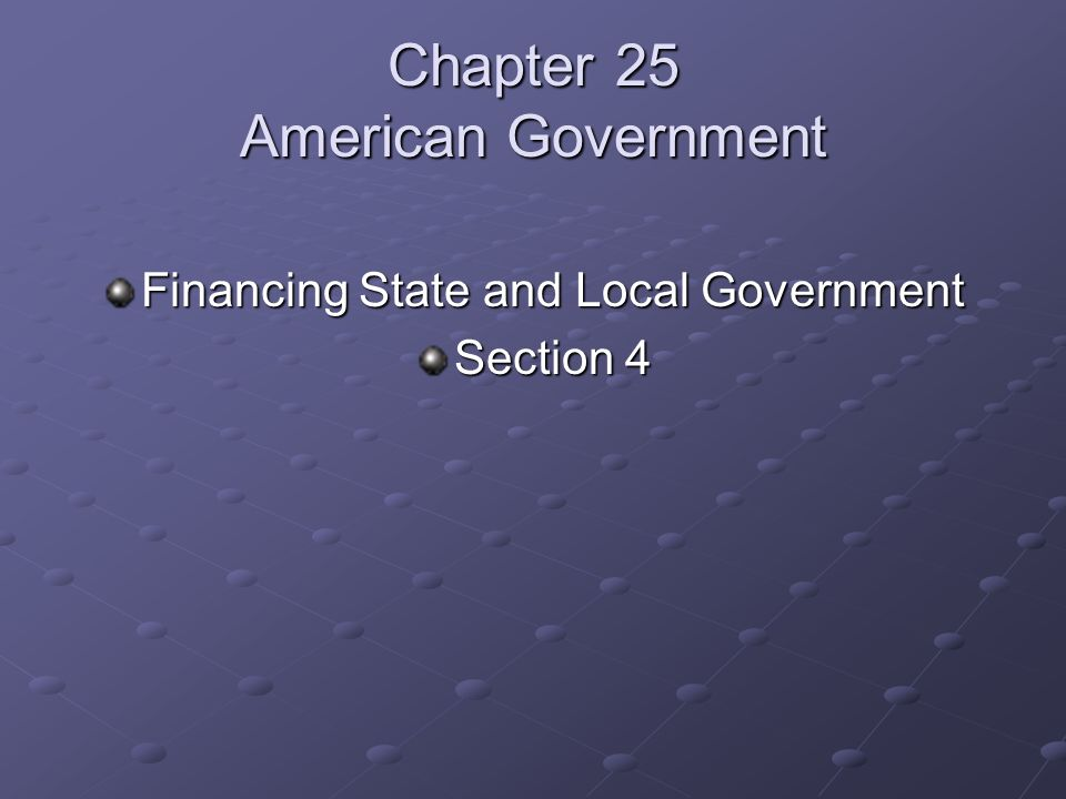 State and Local Revenue Sources 1.sales tax – A tax on commodities i.e.