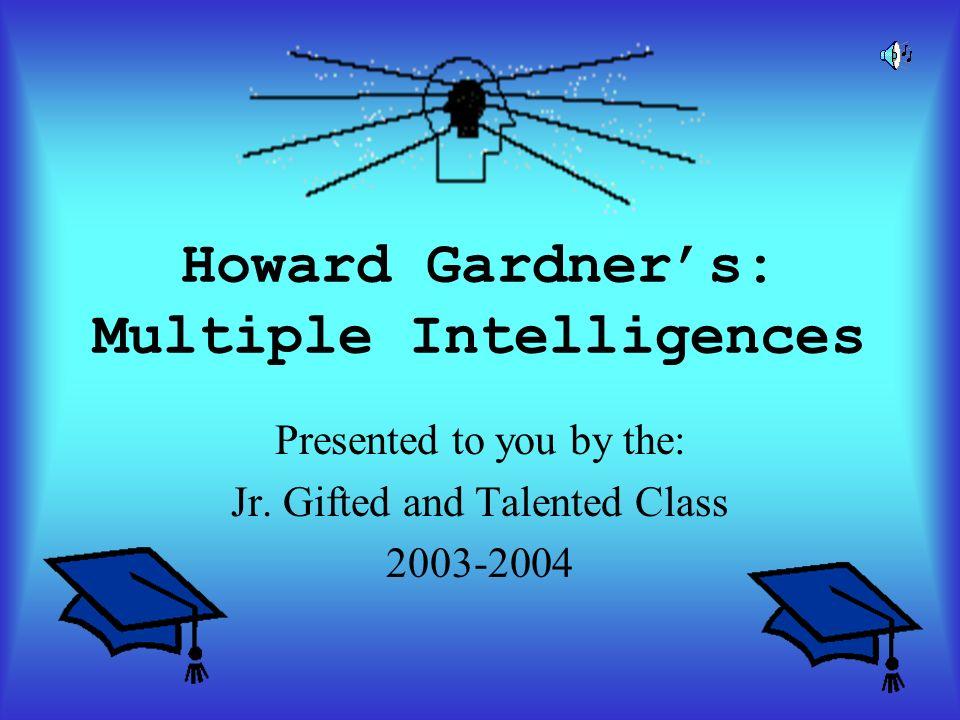 Spatial Intelligence T.J. Pope & Ashley Torres