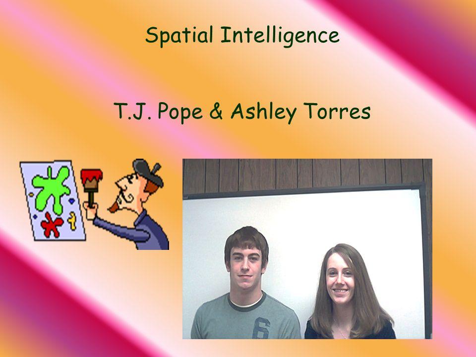 Logical-Mathematical Intelligence Josh Hughes, Mike Phelps, & Gary DeWitt