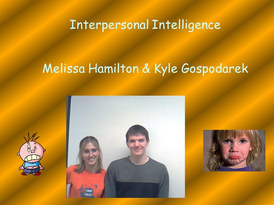 Musical Intelligence Rachel Snedecor & Marilynn Pester