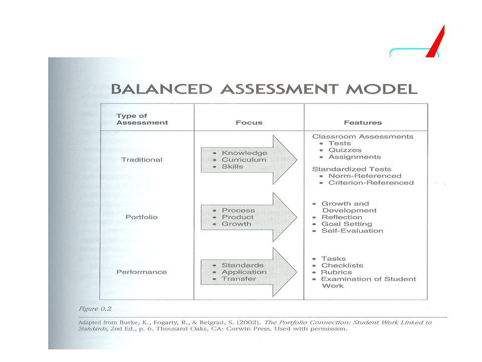 MMann/SAS Balanced Assessment Model