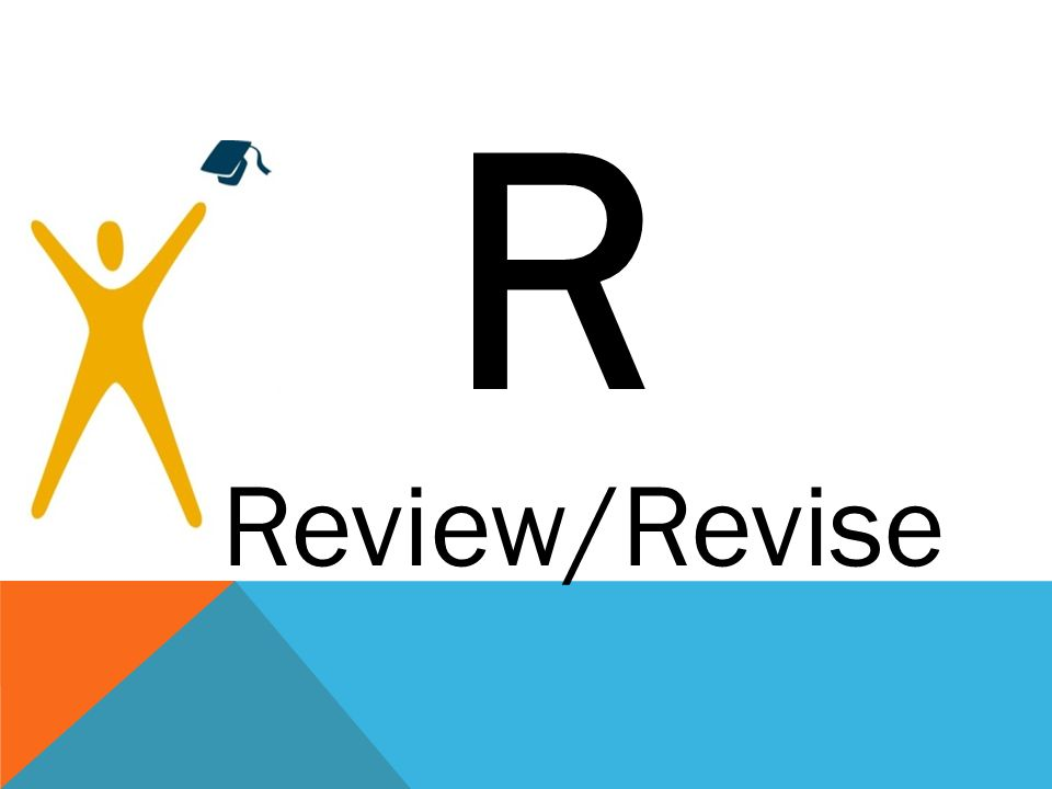 R Review/Revise