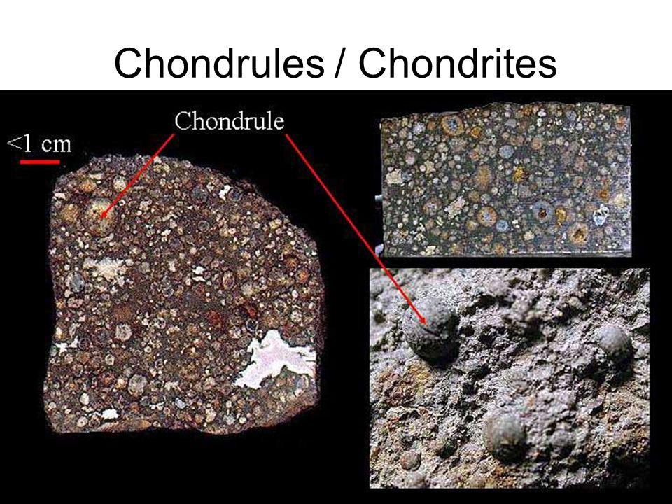 Chondrules / Chondrites
