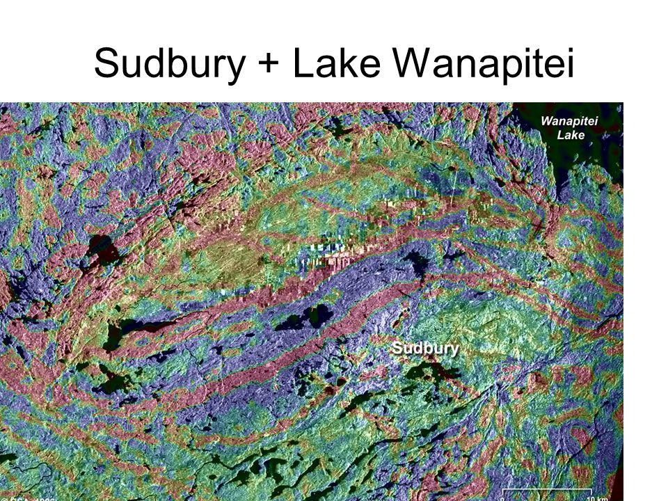 Sudbury + Lake Wanapitei