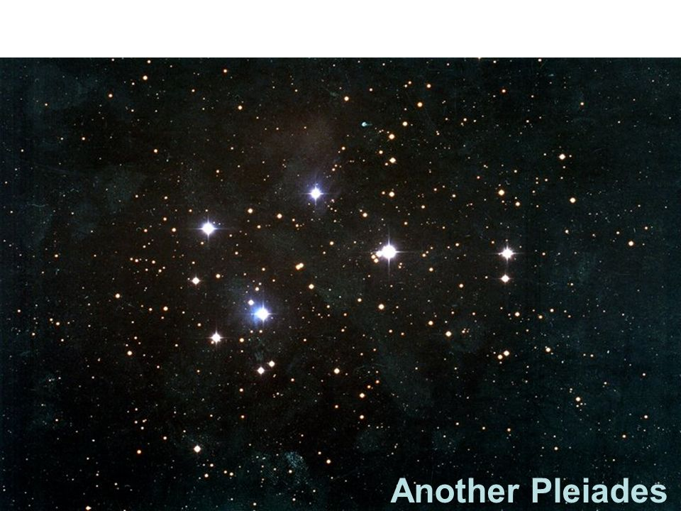 Another Pleiades