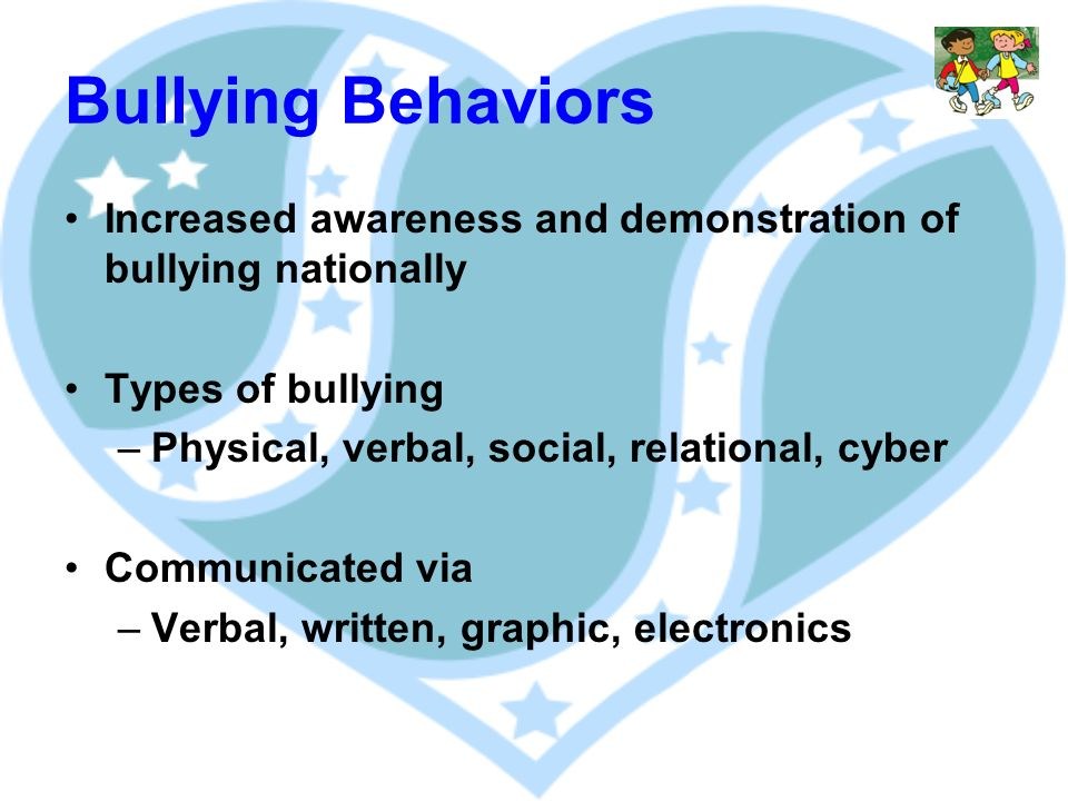 2 in 3 middle school students in Hawaii say bullying is a problem 1 in 2 high school students in Hawaii say bullying is a problem 2007 Youth Behavioral Risk Survey Is bullying a problem in Hawaii schools?