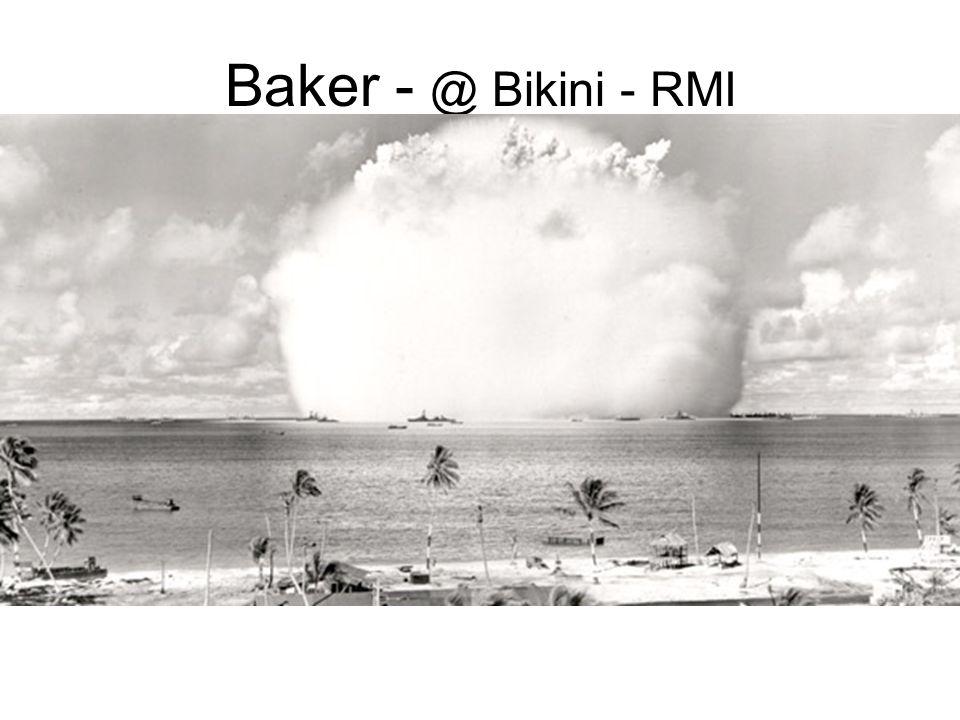 Baker - @ Bikini - RMI