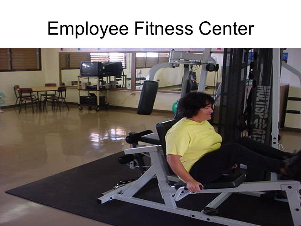 19 Employee Fitness Center
