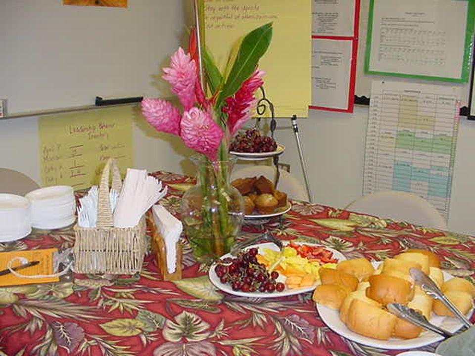 25 Healthy Snacks for Principals Coffee Hour