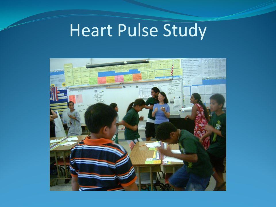 Heart Pulse Study