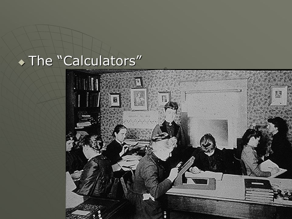 The Calculators The Calculators
