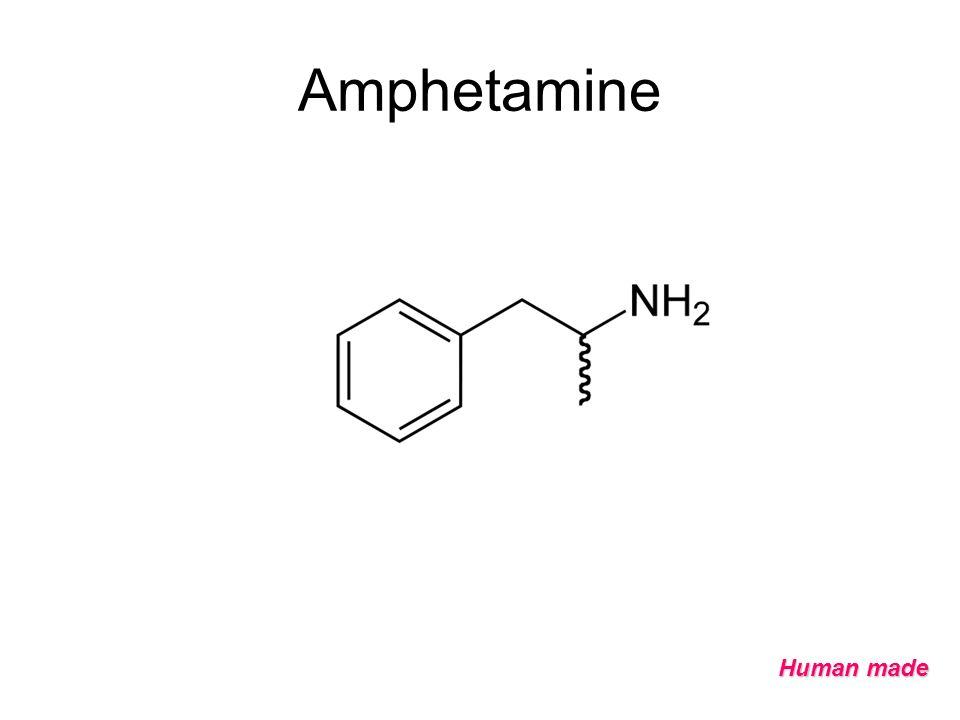 Amphetamine Human made