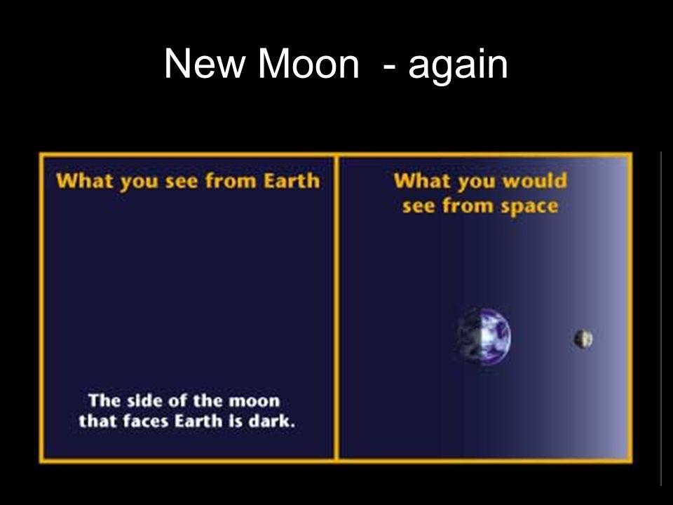 New Moon - again