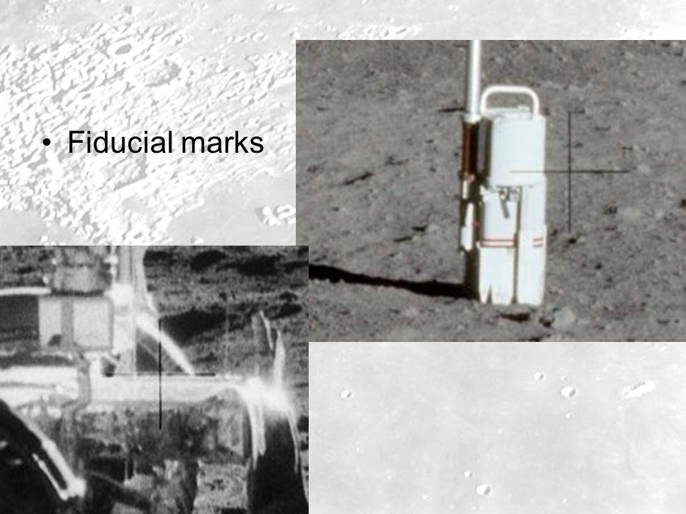 Fiducial marks