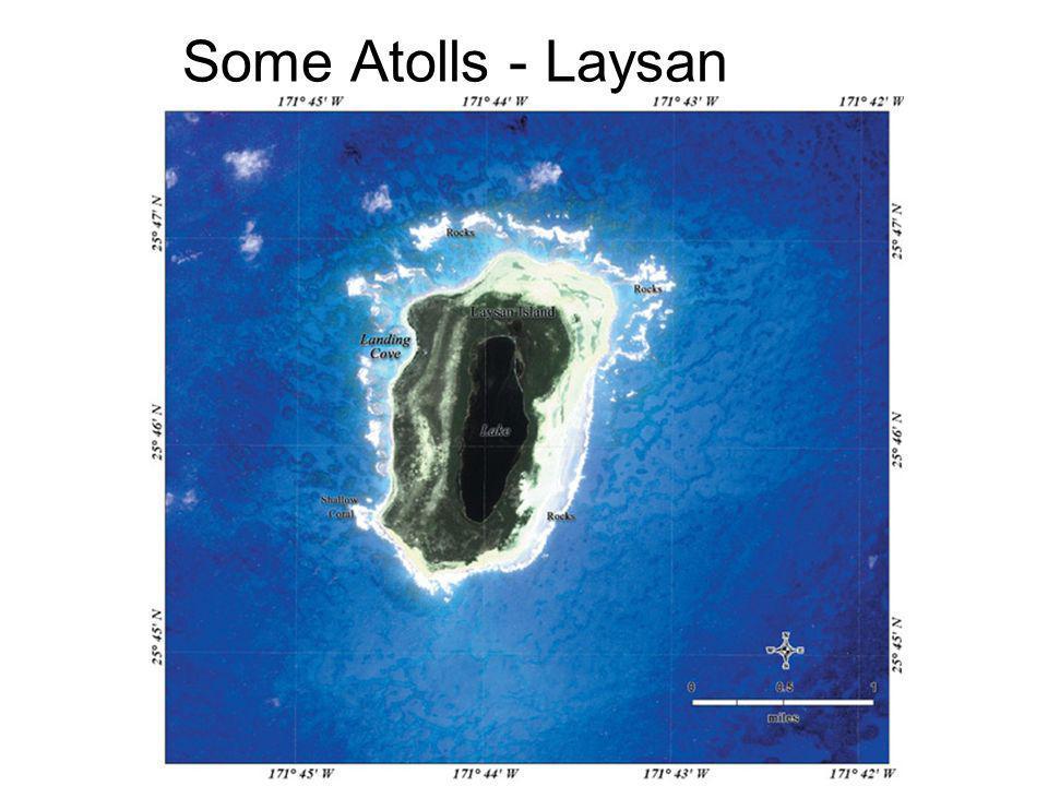 Some Atolls - Laysan