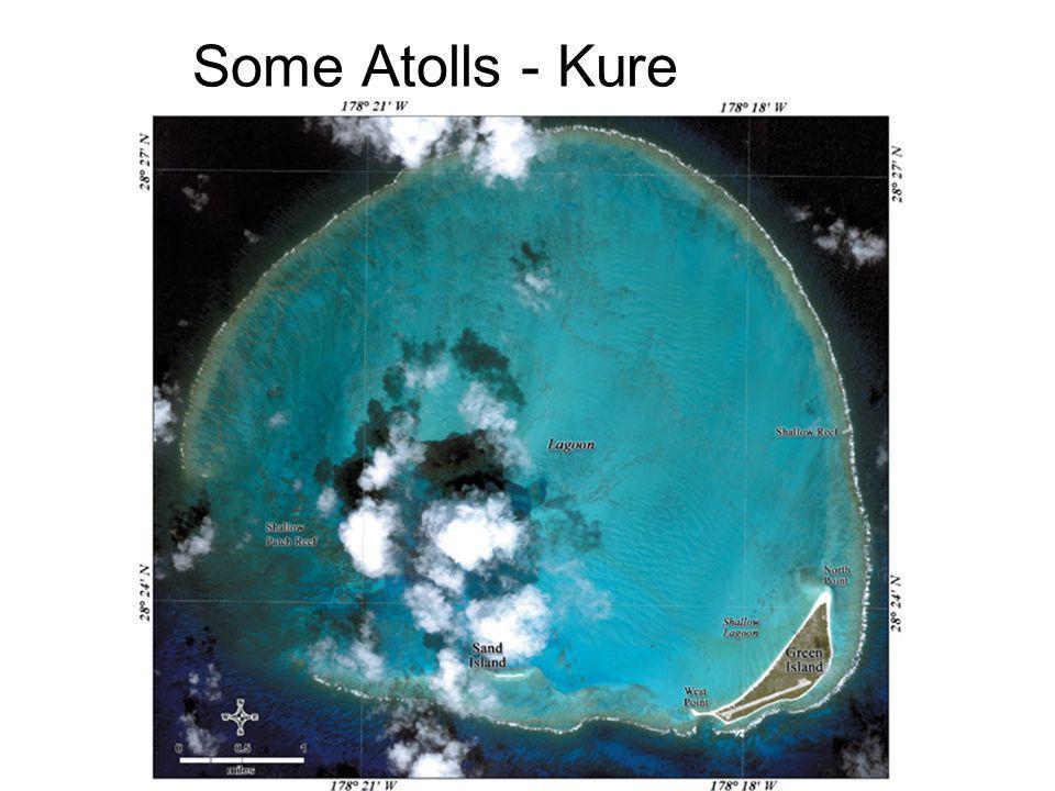 Some Atolls - Kure