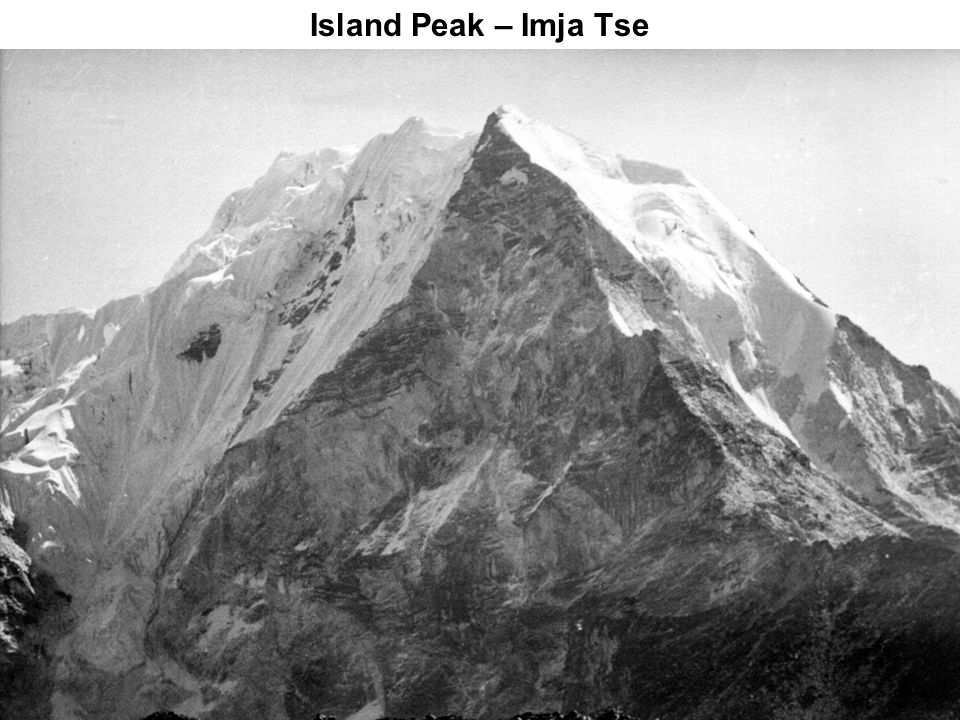 Island Peak – Imja Tse