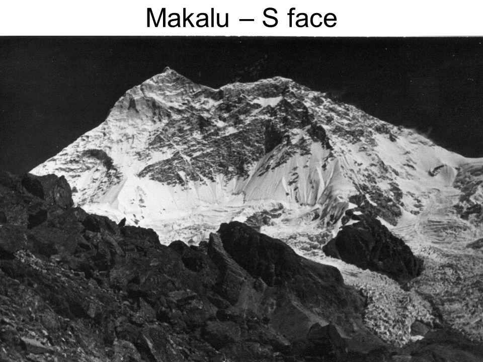 Makalu – S face
