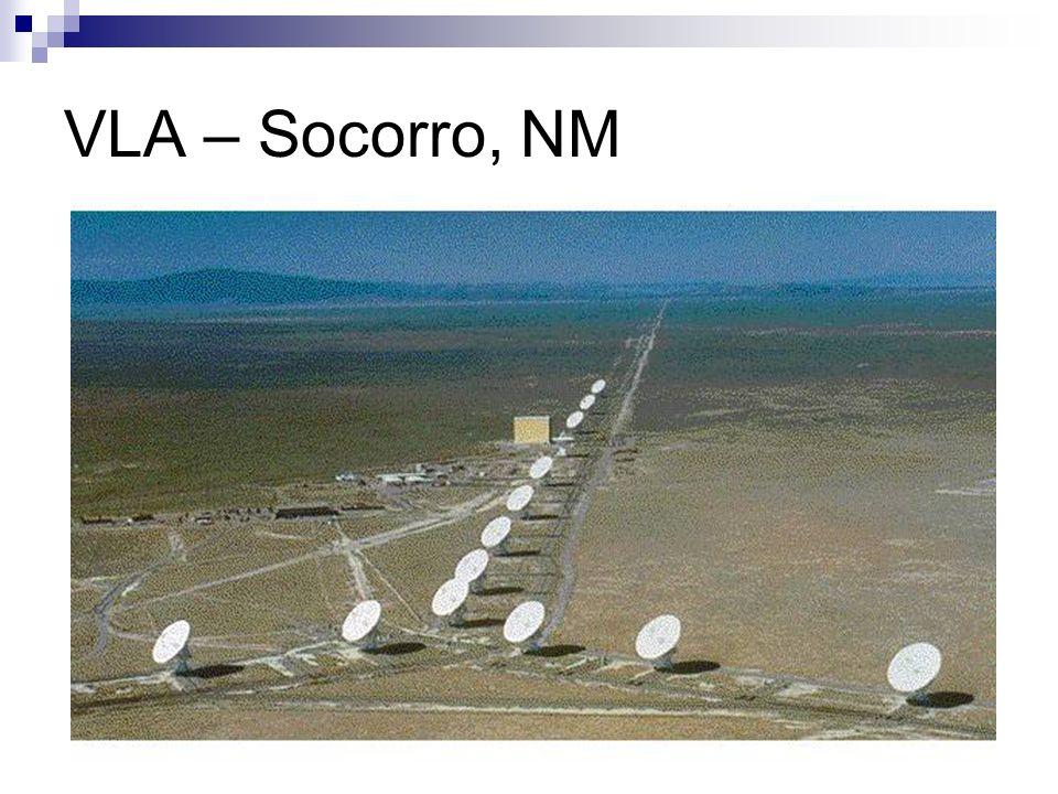VLA – Socorro, NM