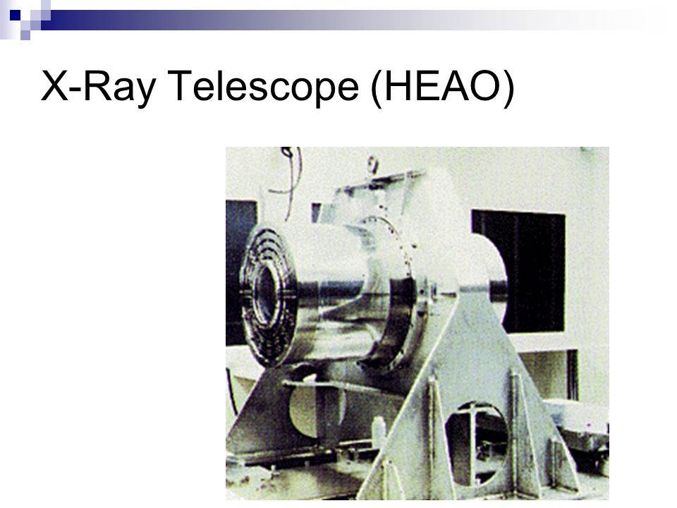X-Ray Telescope (HEAO)