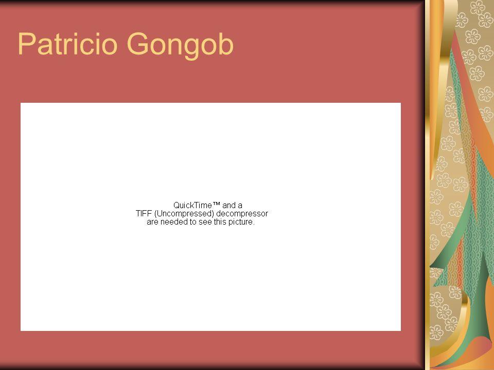 Patricio Gongob