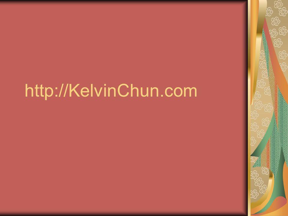 http://KelvinChun.com