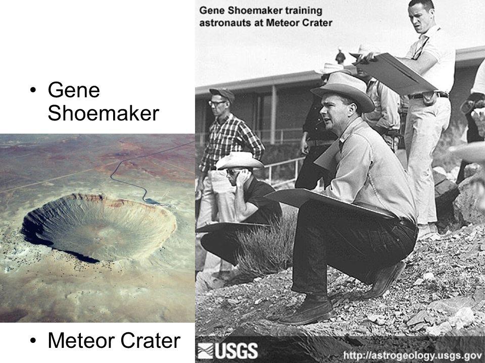 Gene Shoemaker Meteor Crater