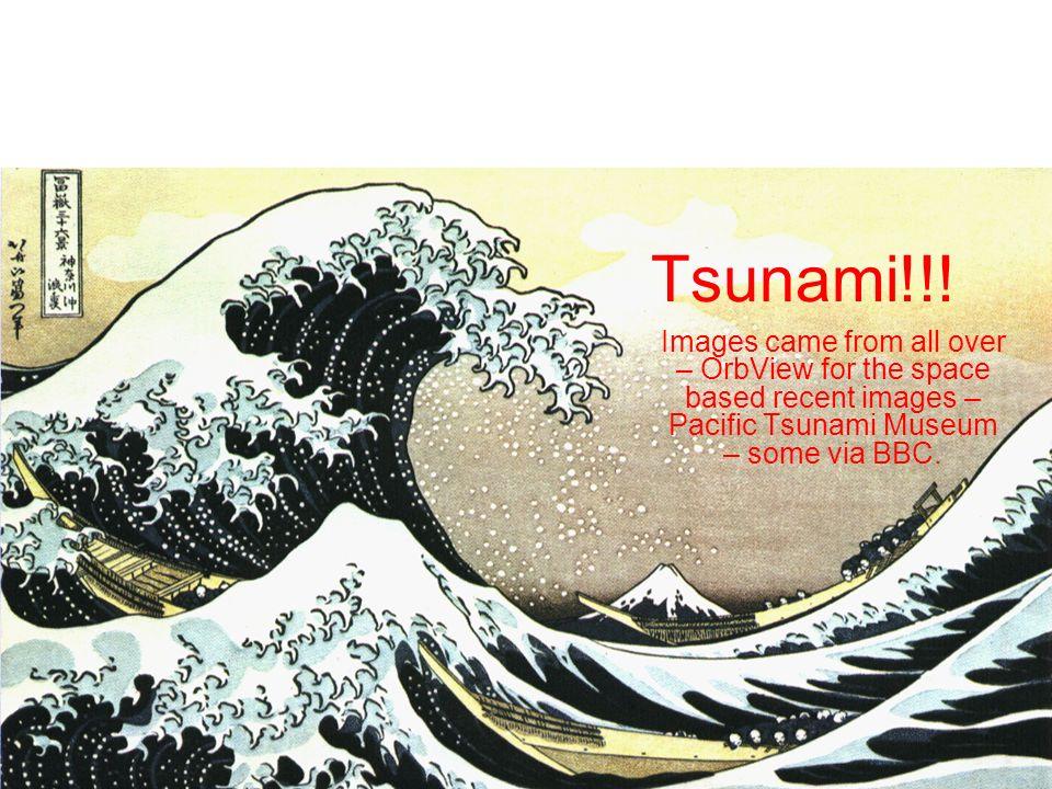 Tsunami!!.