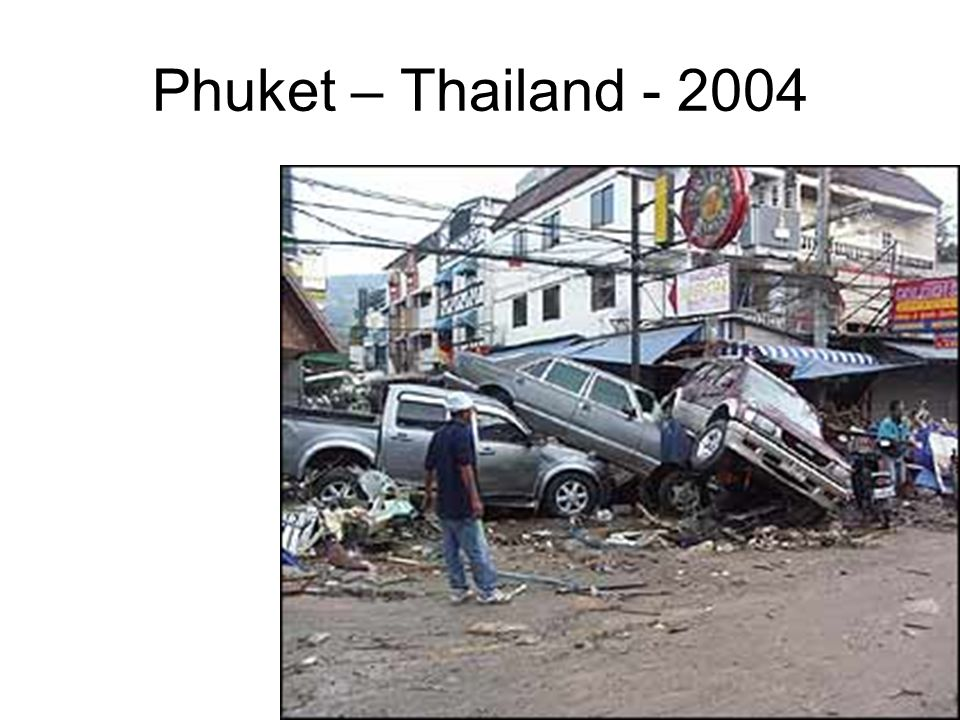 Phuket – Thailand - 2004