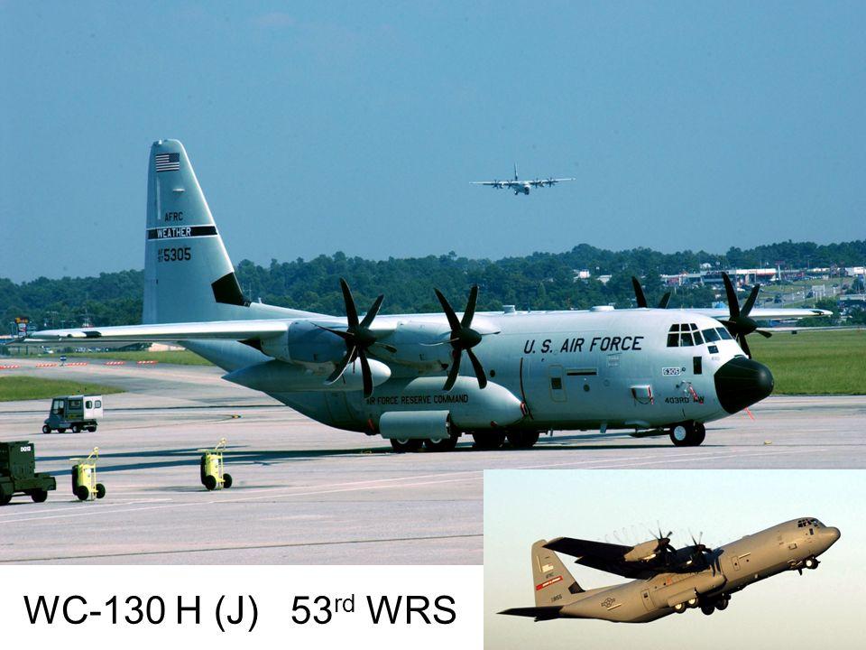 WC-130 H (J) 53 rd WRS