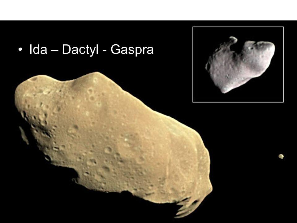 Ida – Dactyl - Gaspra