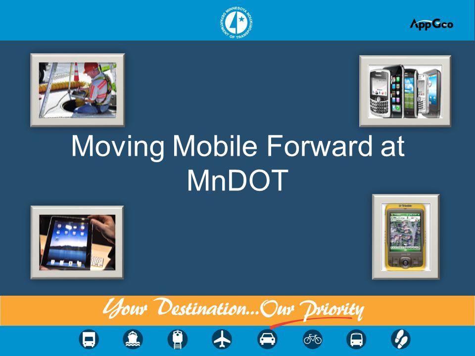 Moving Mobile Forward at MnDOT