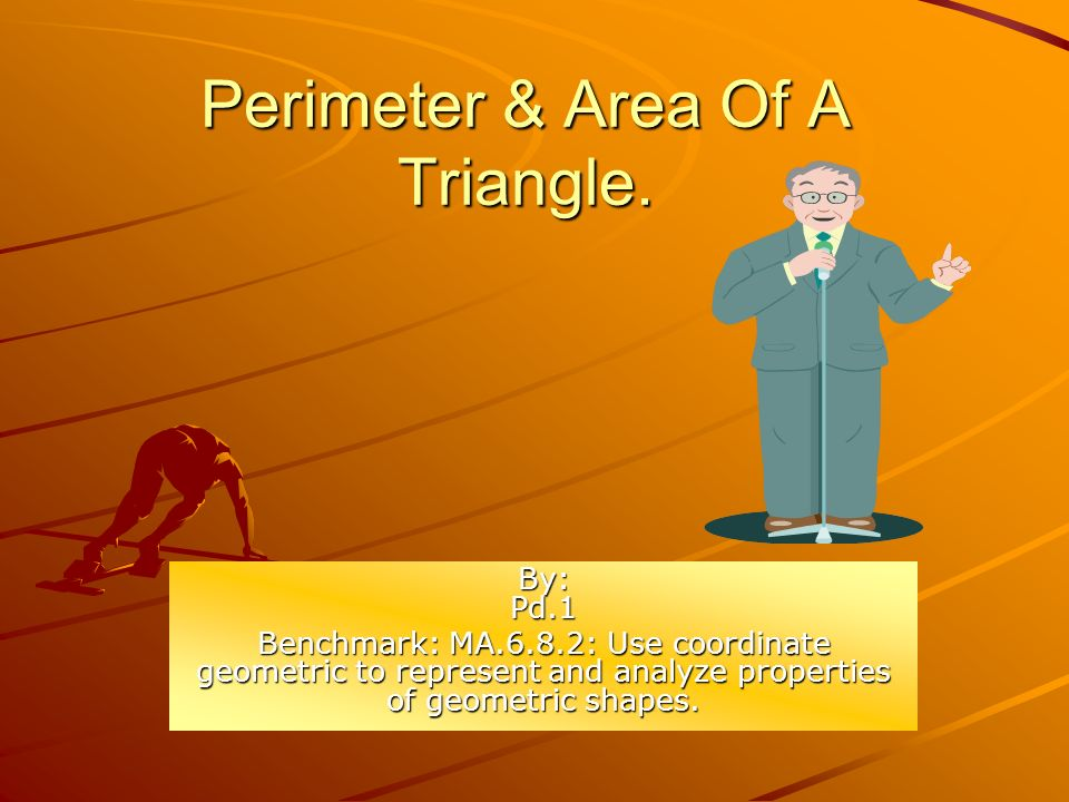 Definition.Perimeter is the distance around a shape.