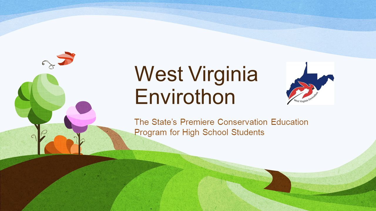 Our Mission The mission of the West Virginia Envirothon is to help young people develop the skills, knowledge and desires necessary to achieve and maintain a balance between the quality of life and the quality of the environment.