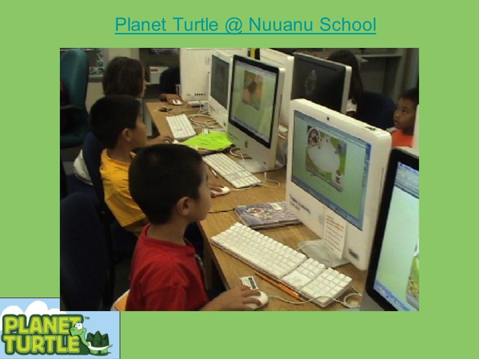 Planet Turtle @ Nuuanu School
