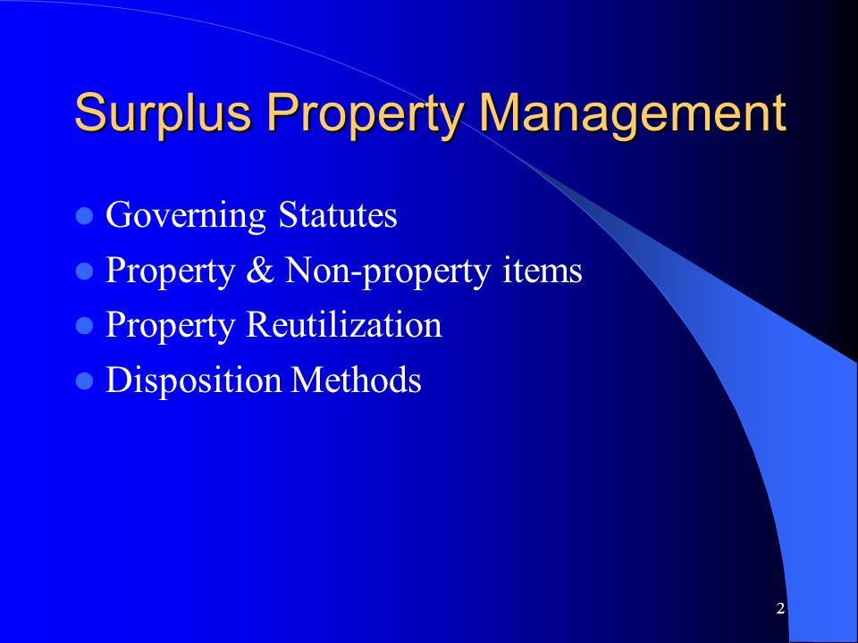 13 GovDeals.com Online Buyer – Supplier Link Service – Disseminates information on government agency Surplus Sales.